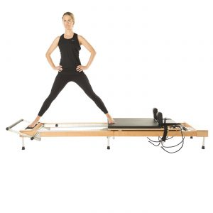 Foldable Pro Reformer - Byron Bay Pilates Co